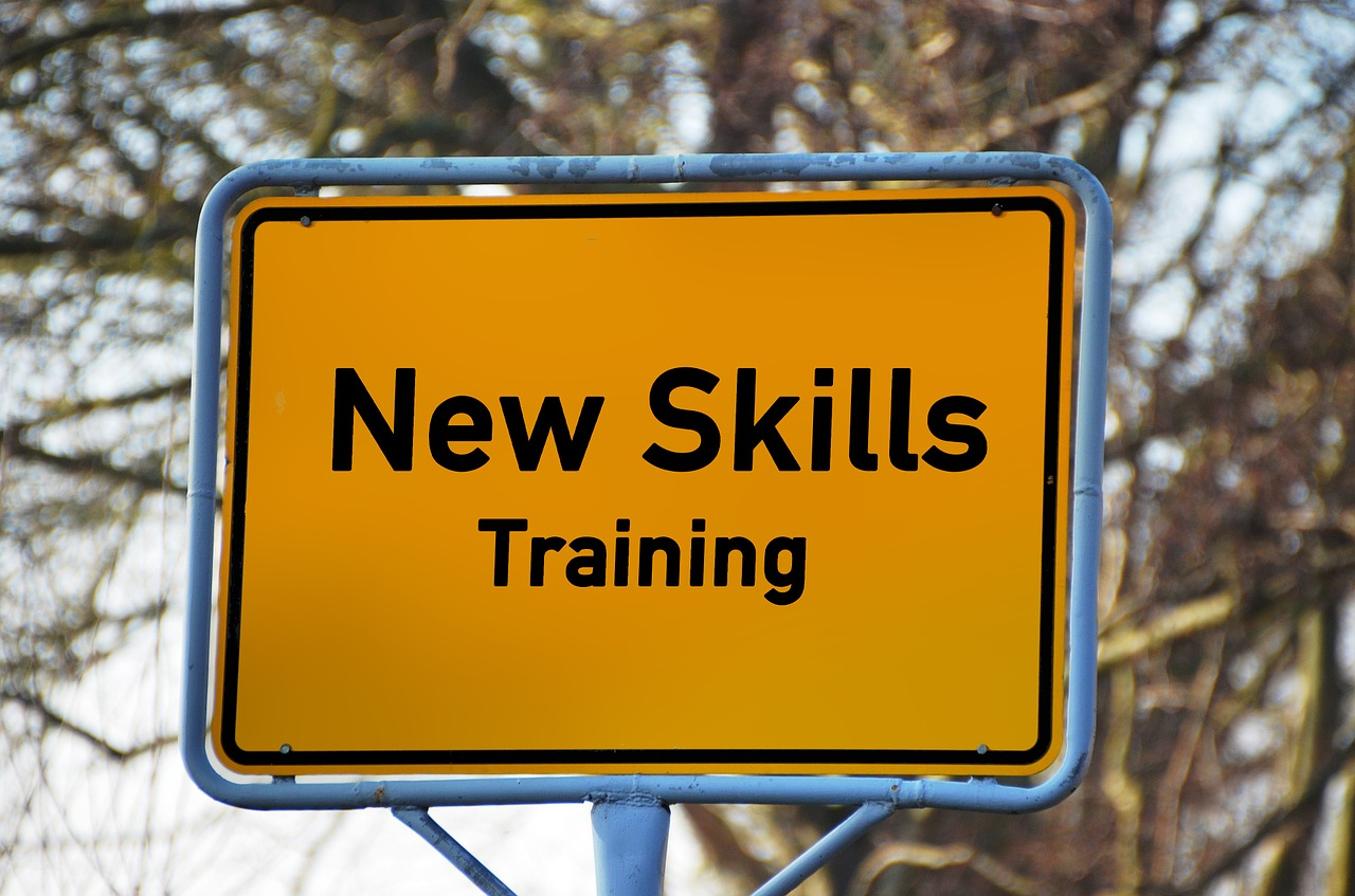New Skills training from a life coach