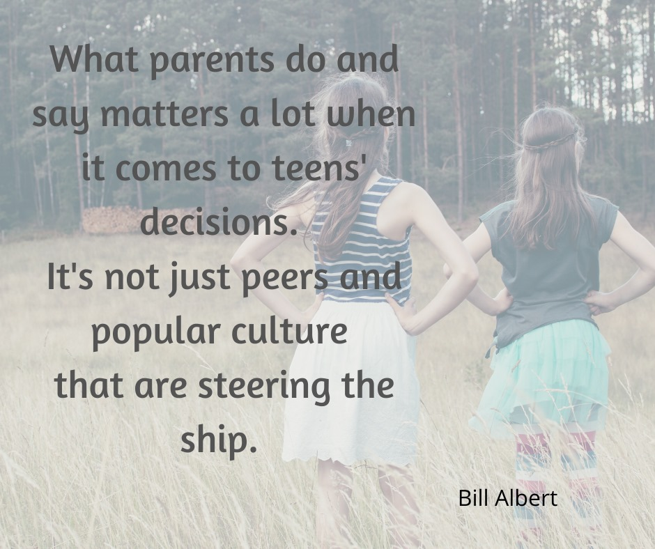 What Parents do and say matters a lot
